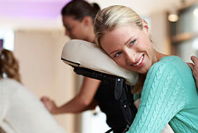 Los Angeles Mobile Chair Massage Specialists