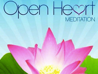 This Simple Meditation will Change your Outlook on Life