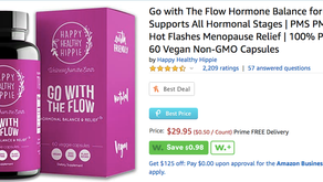 Best Relief for PMS, PMDD & Menopause Symptoms