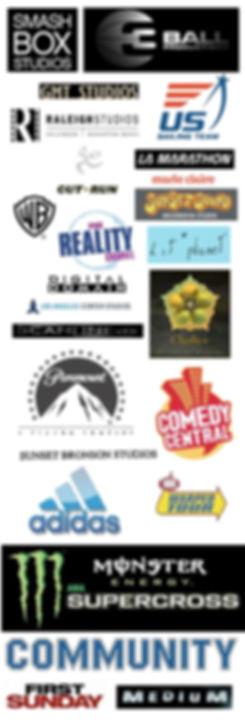 Massage at Recording Studios, Post Production Studios, TV Studios, Sporting Events & The Film Industry