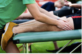Los Angeles Mobile Sporting Event Massage Specialists
