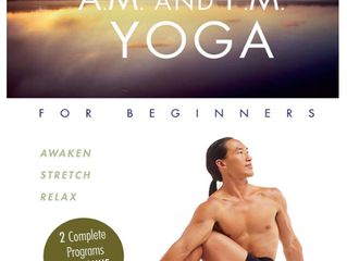 Start a New Ritual - 20 minute YOGA will bring clarity & focus to your daily life