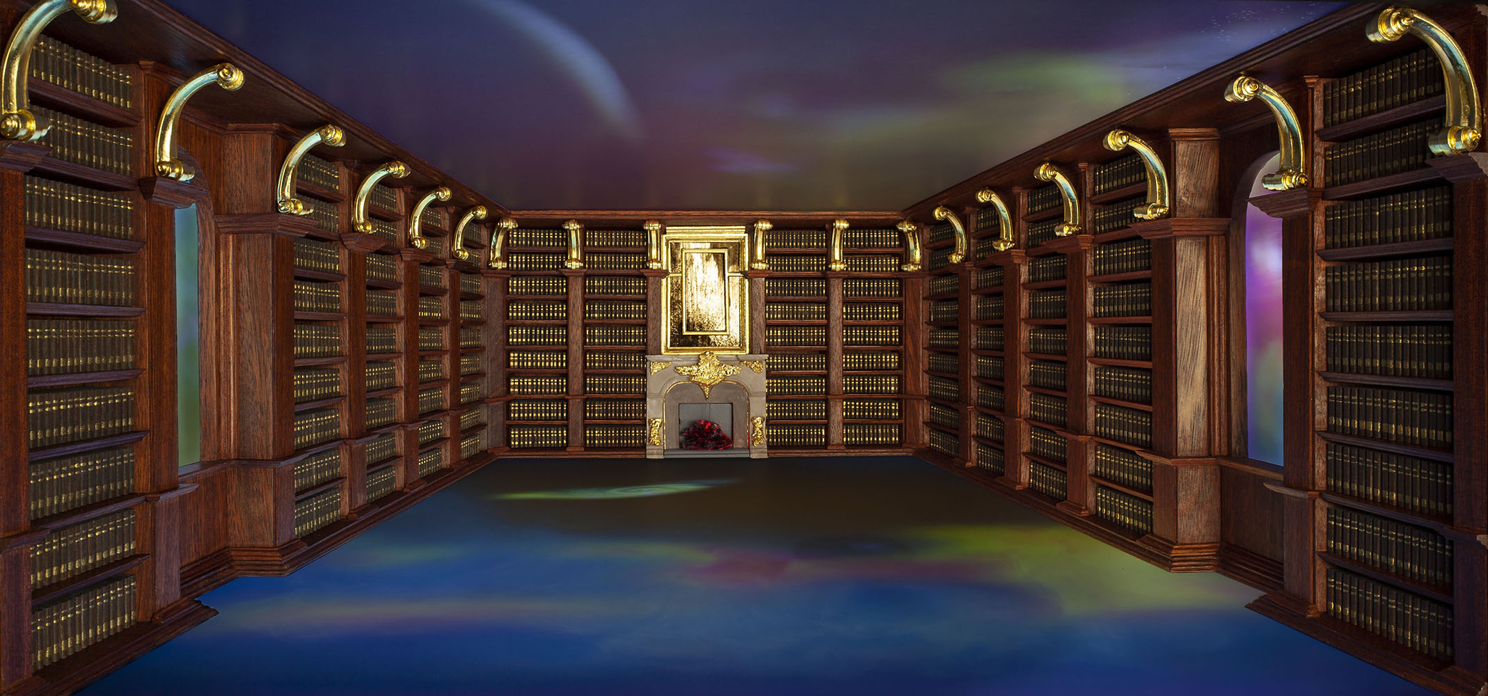 La Bibliothèque, 2018