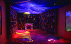 La Bibliothèque, 2016 ; 1ere version