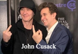 John Cusack Post Show