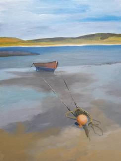 Ashore at Port Patrick