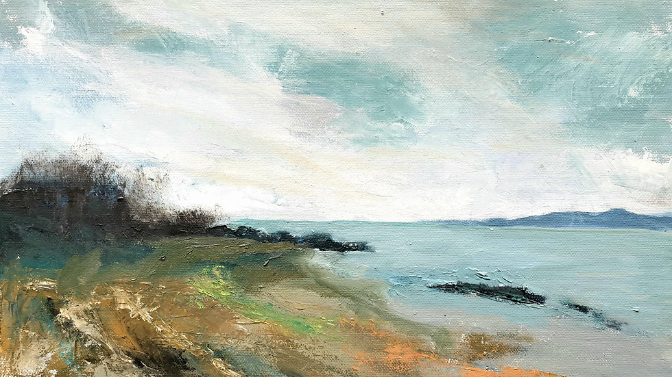 Lunderston Beach, Firth of Clyde II