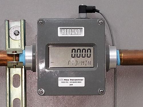 Volume Flow Meter