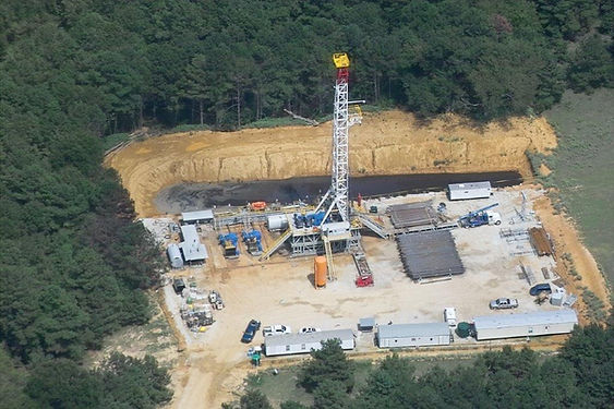 Oil & Gas Drilling Site