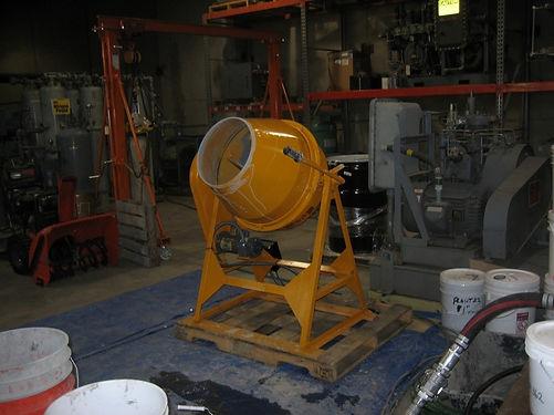 Standard Drum Mixer