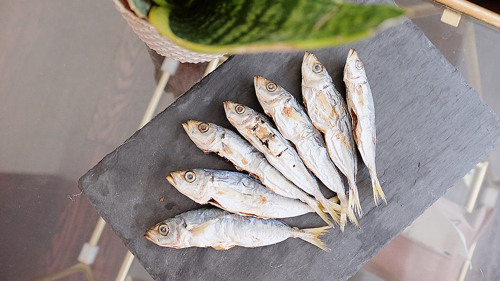 Aji no Hiraki (Air Dried Horse Mackerel)