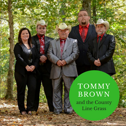 Tommy Brown & the County Line Grass