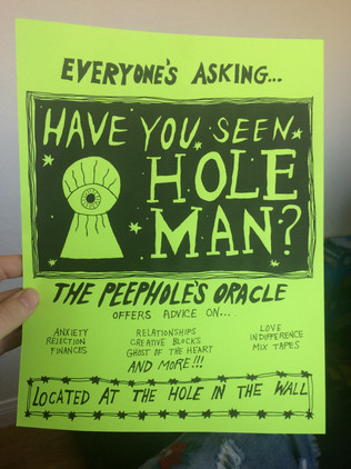 ahole man poster.JPG