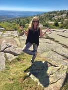 Acadia National Forest & Karen.jpg