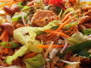 Chicken Cashew Nut Salad Recipe
