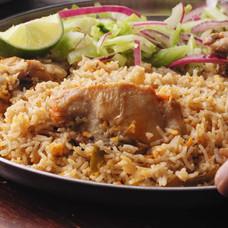 Muridabadi Chicken Biryani