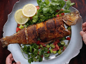Fish Dinner Ready in 15 Minutes