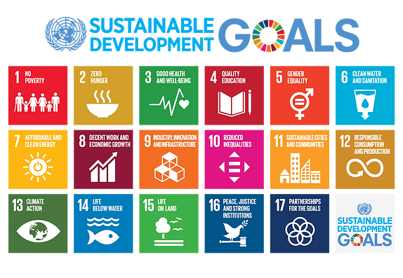 Image of all Sustainable Development Goals