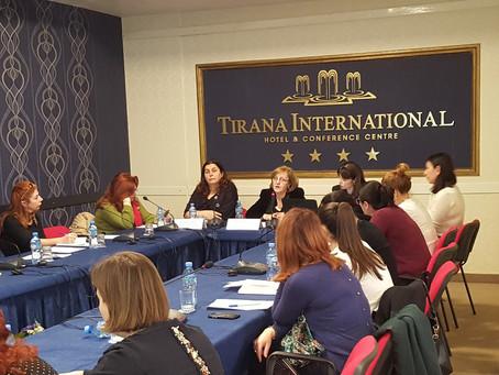 Report: National Progress in Albania