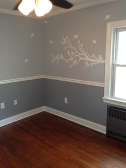 Walls, wall decor, decor, trim, flooring