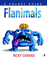Flanimals by Ricky Gervais