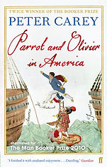 Parrot and Olivier in America by Peter Care