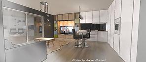 Renovation agencement interieurs Annecy Haute Savoie