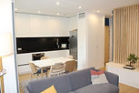 rénovation complete et agencement intérieur appartement Annecy par le maitre d'oeuvre Alexis Morand