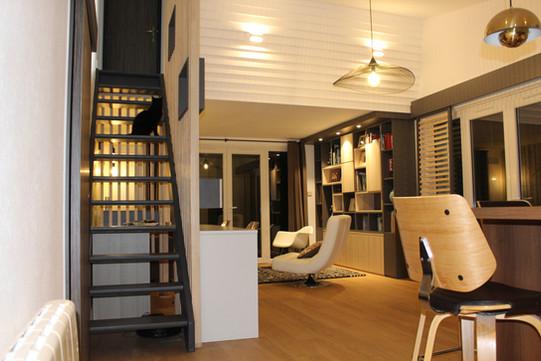 renovation villa sevrier