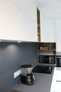niche integrer dans cuisine