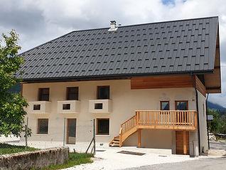 renovation complete d'une maison par le maitre d'oeuvre Alexis Morand à Annecy
