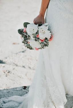 Bride Bouquet by Floral Artistry of Sanibel