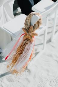 DIY Ceremony Decor by Laura