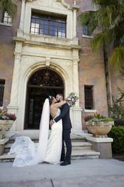 The Howey Mansion - Mr. & Mrs. Buckler!