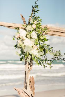 Arch Flowers by Buds Etc.