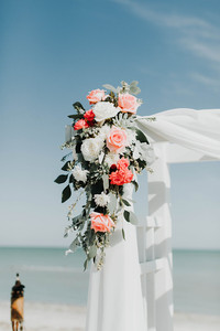 Arch Florals by Floral Artistry of Sanibel