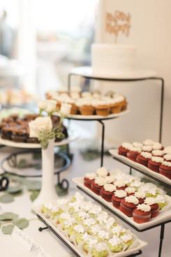 Dessert Buffet by Cake So Simple
