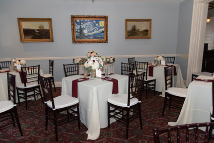 Dr. Philiip's House Reception Dining Room