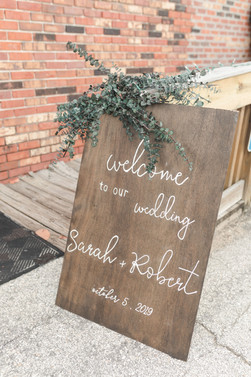 Pelican Beach Clubhouse - DIY Welcome Sign