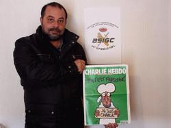 José A. Méndez contra el terrorismo.