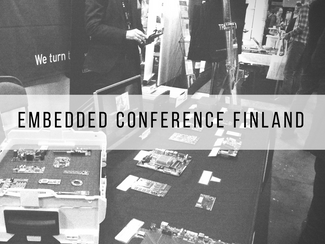 Embedded Conference Finland 2018