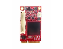 EMPV-1202 mPCIe to VGA & 18/24 bit LVDS module
