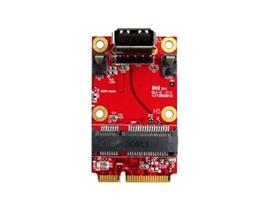 EMPP-0201 mPCIe to Half mPCIe & USB Module