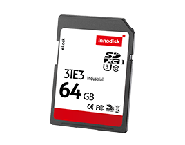 Industrial SD Card 3IE3