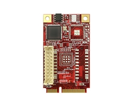 EMPL-G101 mPCIe to single GbE LAN Module
