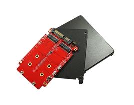 """E2SS-32R2 2.5"""" to Dual M.2 RAID Module"""