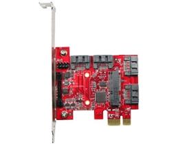 ESPS-3401 PCIe to four SATA III Module