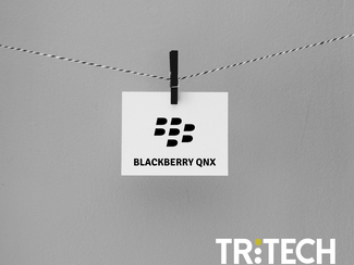 Tritech and BlackBerry QNX sign distribution agreement