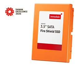 "3.5"" Fire Shield SSD"