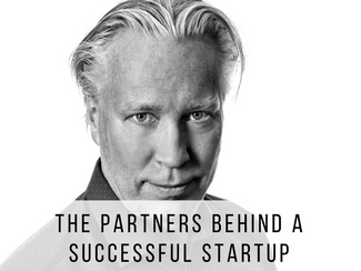 The partners behind a successful Startup